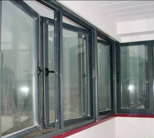 隔热断桥铝门窗